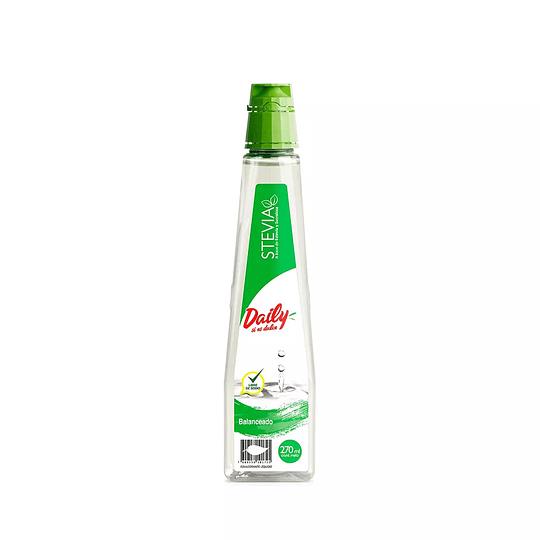 Endulzante Líquido Daily Stevia 270ml