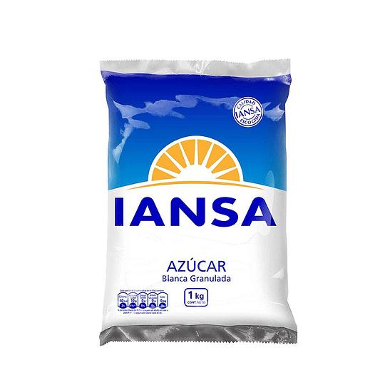 Azúcar Granulada Iansa 1Kg