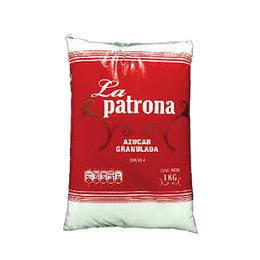 Azúcar Granulada La Patrona 1Kg