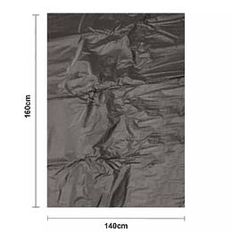Bolsa Negra para Basura 140x160cm 0,006 micras