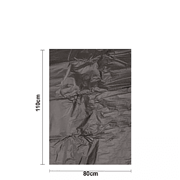 Bolsa Negra para Basura 80x110cm 0,002 micras