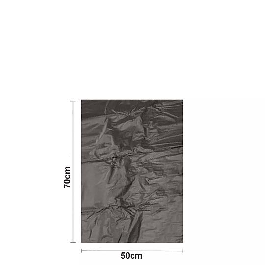 Bolsa Negra para Basura 50x70cm 0,002 micras