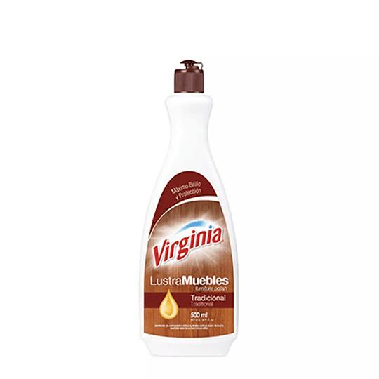 Lustramuebles Crema Virginia Tradicional 500ml