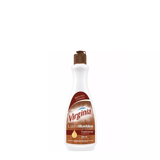 Lustramuebles Crema Virginia Tradicional 250ml