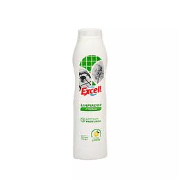 Limpiador en Crema Excell Limón 750g