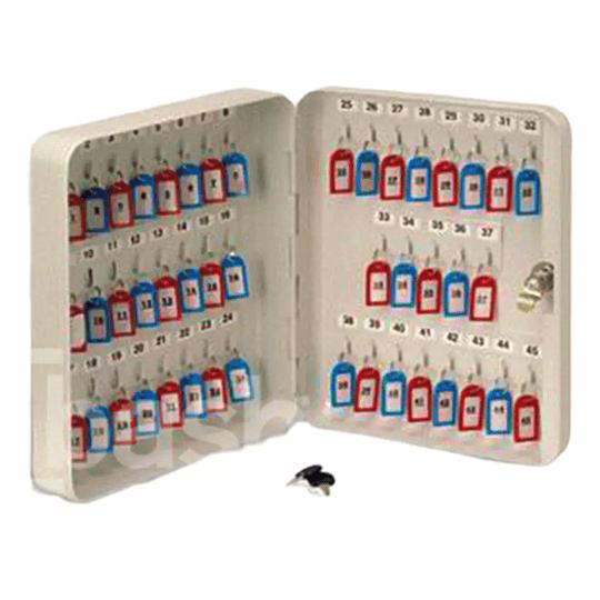 Caja Metálica para Administrar Hasta 45 Llaves BASH