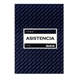 Libro de Asistencia 200 Hojas Auca