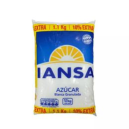Azúcar Granulada Iansa 1,1 Kg