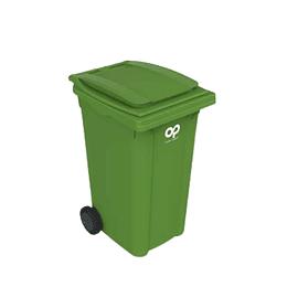 Contenedor de Basura Sulo 240 Lts color Verde