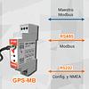 GPS Industrial Modbus Slave GPS-MB