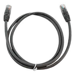 Patch Cord CAT 5E NHTD UTP Gris 1 m