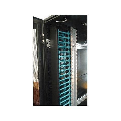 Organizador Vertical de 22U para Gabinete Servidor 42Ux800x1000