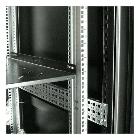 "Bandeja Rack 19"" para Gabinete de Piso Fondo 80cm"