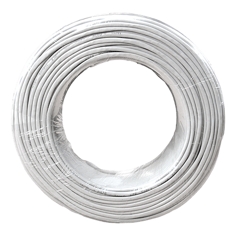 Cable UTP NHTD 2 Pares 24AWG Interior Blanco 100m