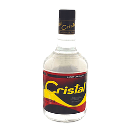 Aguardiente Cristal 700cc