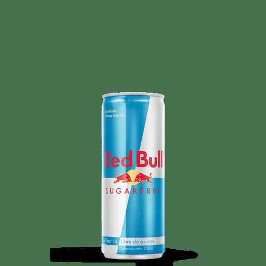 Pack 6x Energética Red Bull Sugar Free 250cc
