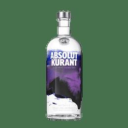 Vodka Absolut Kurant 750cc