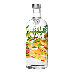 Vodka Absolut Mango 750cc