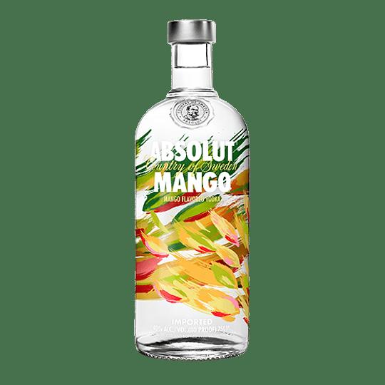 Vodka Absolut Mango 750cc