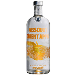 Vodka Absolut Oriental Apple 750cc