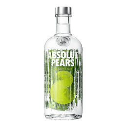 Vodka Absolut Pear 750cc