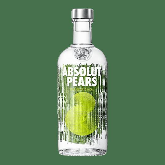 Vodka Absolut Pears 750cc