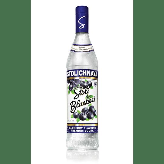 Vodka Stolichnaya Blueberri 750cc