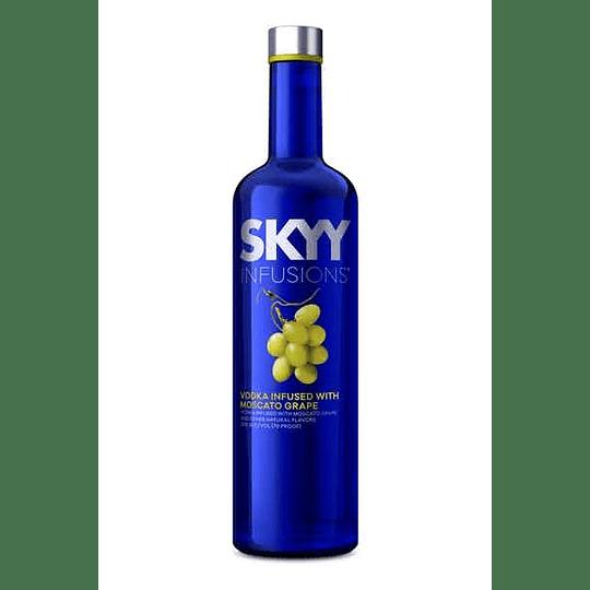 Vodka SKYY Grape 750cc