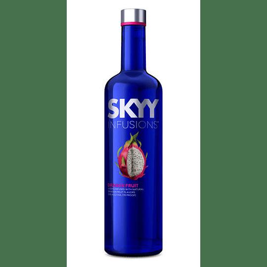 Vodka SKYY Dragon Fruit 750cc