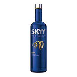 Vodka SKYY Citrus 750cc
