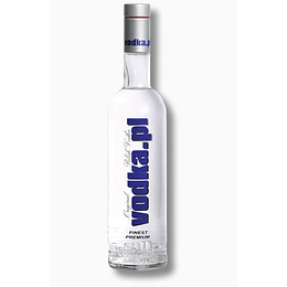 Vodka PL Blue 750cc