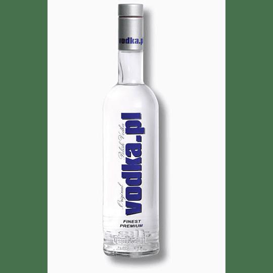 Vodka PL Blue 750cc