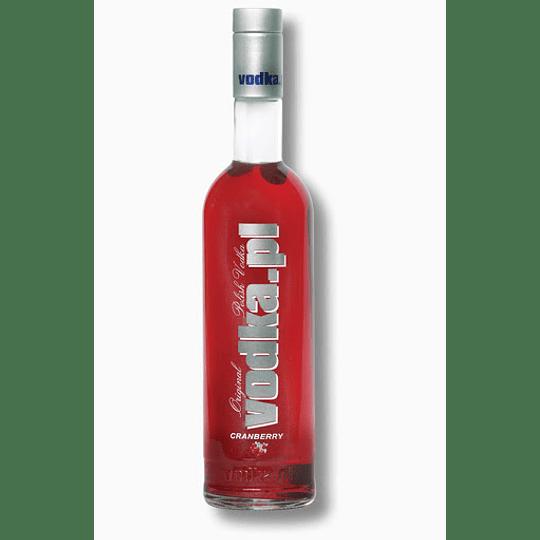 Vodka PL Berries 750cc