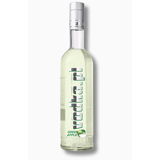 Vodka PL Apple 750cc