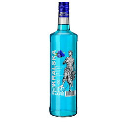 Vodka Kralska Blueberry 1000cc