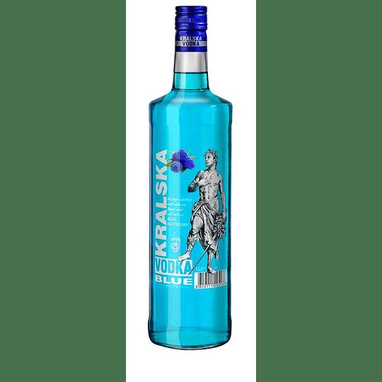 Vodka Kralska Blueberry 1000cc