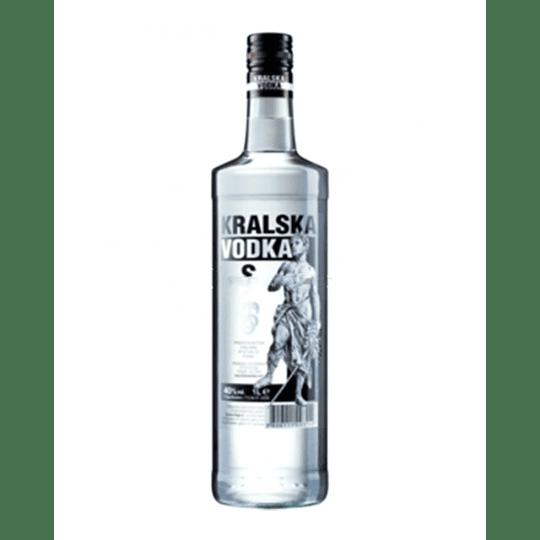 Vodka Kralska Blanco 1000cc