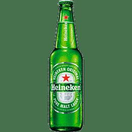 24x Cerveza Heineken 5,0º Botella 330cc