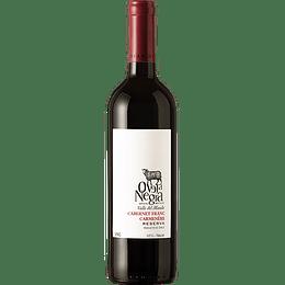 Vino Oveja Negra Cabernet Franc Carmenere 750cc