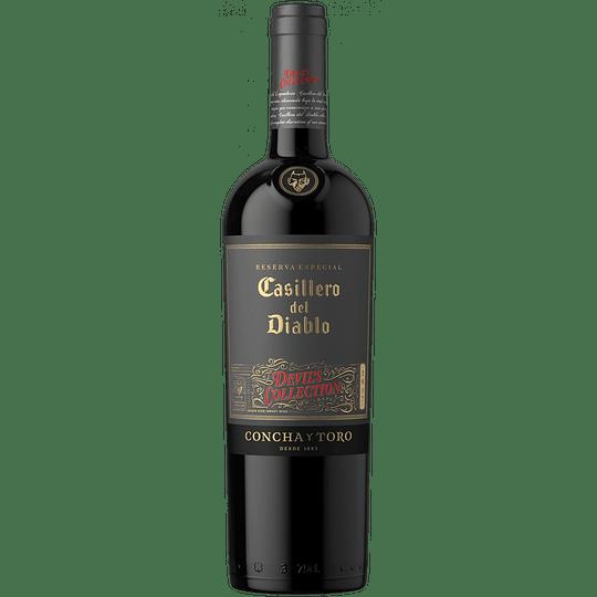 Vino Casillero del Diablo Devil´s Collection 750cc