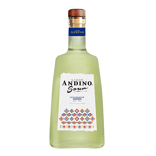 Coctel Sabor Andino Sour 700cc