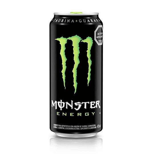 Energética Monster Energy Lata 473cc