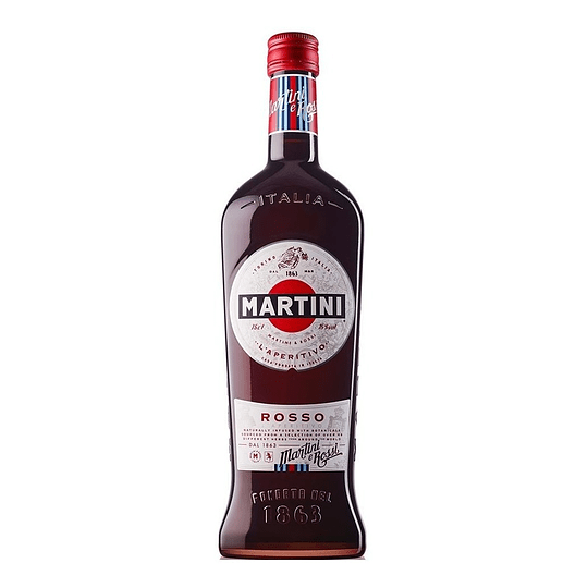 Vermouth Martini Rosso 750cc