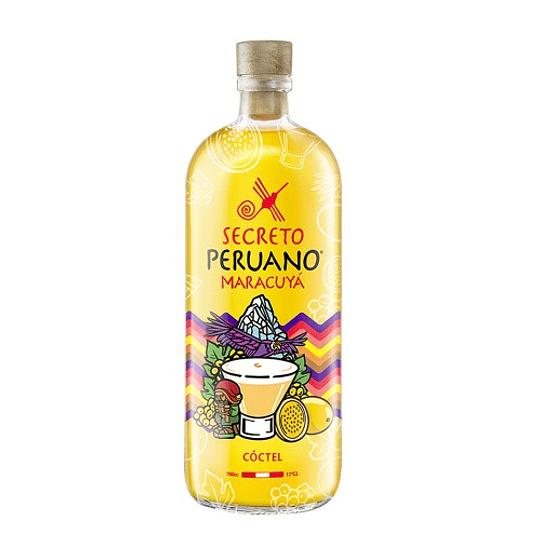 Coctel Secreto Peruano Sour Maracuya 700cc