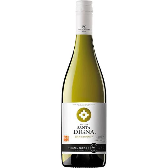 Vino Santa Digna Gran Reserva Chardonnay 750cc