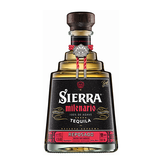 Tequila Sierra Milenario Reposado 700cc