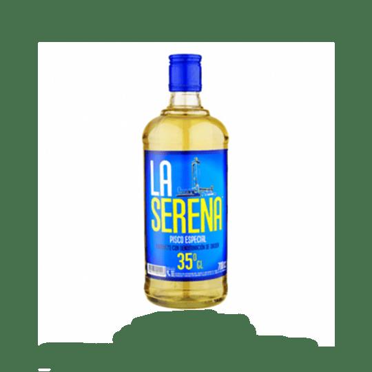 Pisco La Serena 35° 700cc