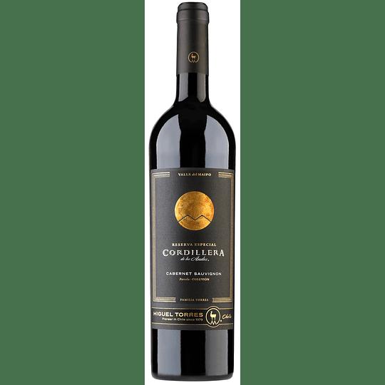 Vino Cordillera Cabernet Sauvignon 750cc