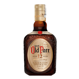Whisky Grand Old Parr 12 Años 750cc