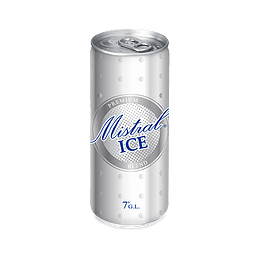 12x Cóctel Mistral Ice Blend Lata 310cc